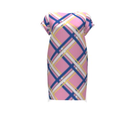 Plaid-Normous - Pink