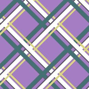 Plaidnormous - Purple