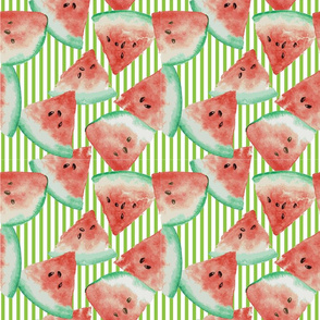 Tasty Watermelon Pattern