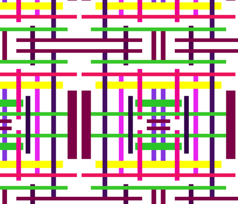 RectangleExplosion fabric by creativespaces on Spoonflower - custom fabric