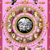Rrspoonflower_1_pink_baroque_doors_cartoon_medusa_shop_thumb