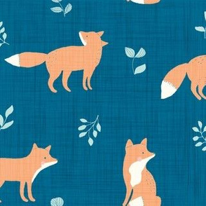 fox forest blue