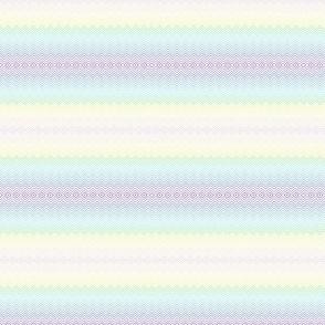 Rainbow Stripey - By Kaia