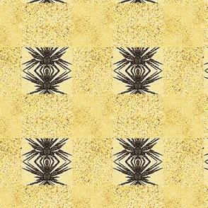 Anansi in Yellow