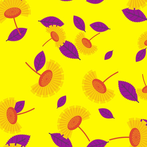muddle Blossoms Yellow