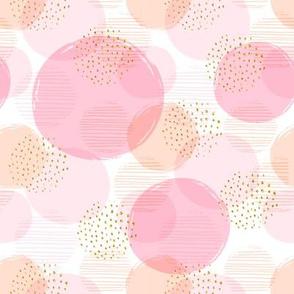 Lollipops circles