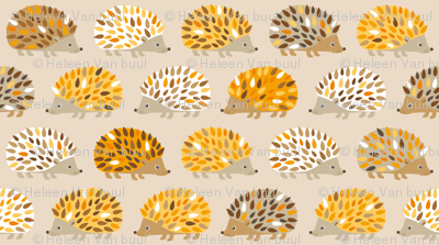 hedgehog fall