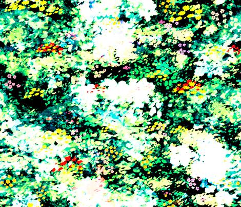 Spotty Garden fabric by jadegordon on Spoonflower - custom fabric