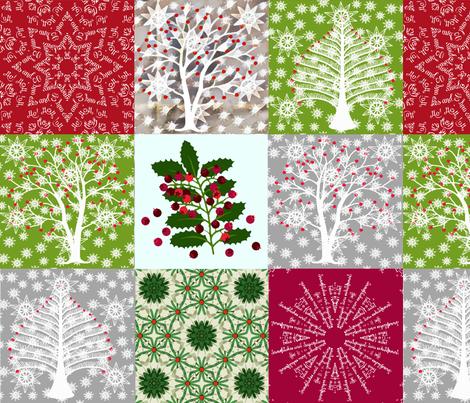 holiday_sachets fabric by lfntextiles on Spoonflower - custom fabric