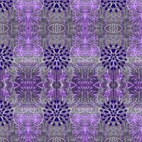 Boho Purples
