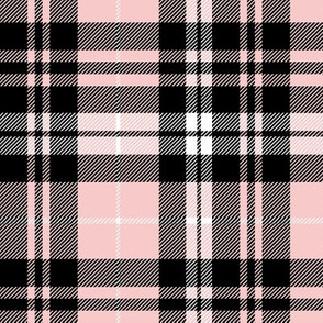 Fall plaid (Pink, Grey, Black)