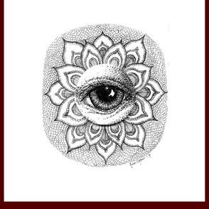 Eye_See_Lotus-Black & white