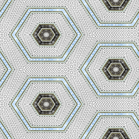 Geometric Modern Farmhouse Fabric By Joanmclemore On Spoonflower