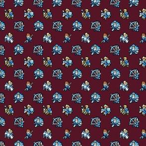 Deliverance Pixel Print