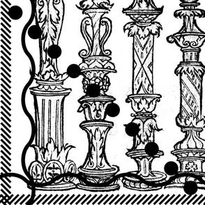 column sketches