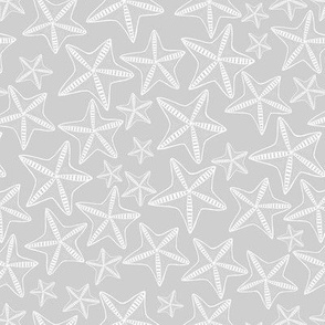 Starfish (Soft Gray)
