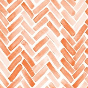 pink blush herringbone
