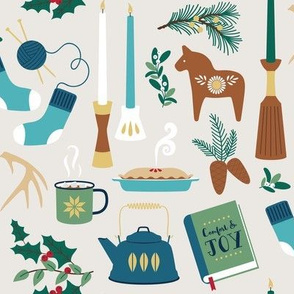 A Very Hygge Holiday