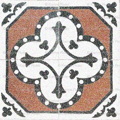 pointillisem-tile