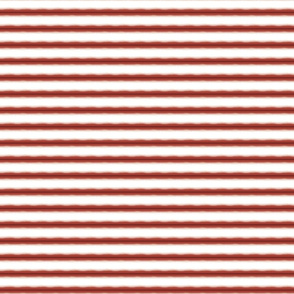 Horizontal Rust Stripe