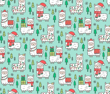 Rchristmas_llamasmintxxx_shop_preview