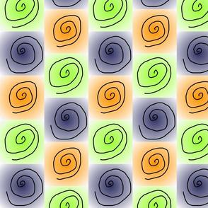 three-up spirals 1