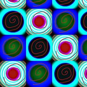 three up spirals 4