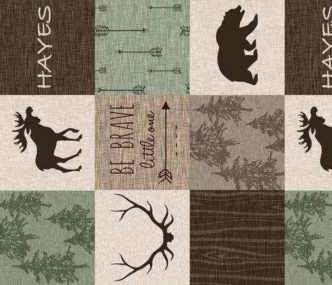 Hayes custom fabric by sugarpinedesign on Spoonflower - custom fabric