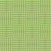 Spring Green Weave