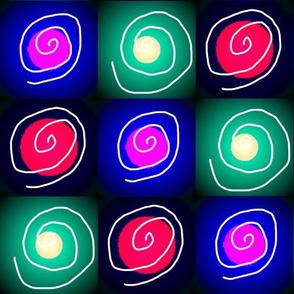 three-up spirals 5