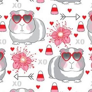 valentine guinea pigs