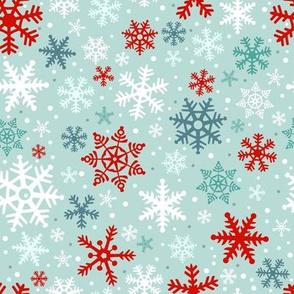Snowflakes - Multi