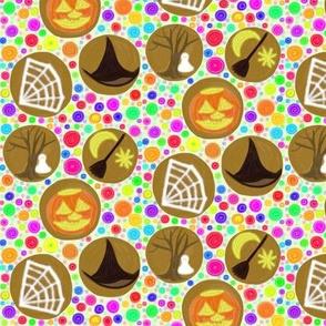 Halloween Gingerbread Treats