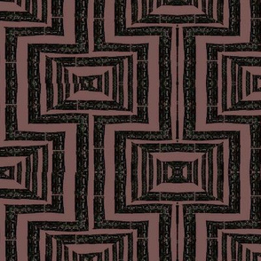 Brown Maze