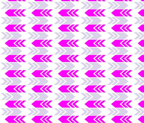 Arrows2 fabric by grahamfamdesigns on Spoonflower - custom fabric