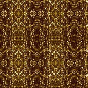 Macro_Gold_Glitter_Pattern