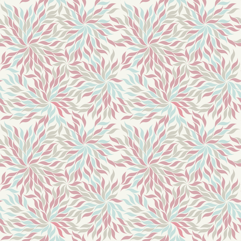 Beautiful abstract seamless pattern fabric by daria_maier on Spoonflower - custom fabric