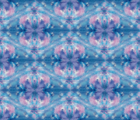 Abstract butterfly fabric by alexsan on Spoonflower - custom fabric