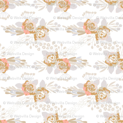 Romantic Roses Pattern
