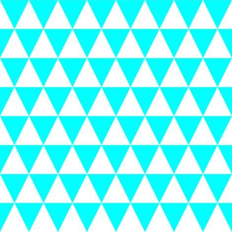 Rwhite_aqua_blue_triangles_shop_preview