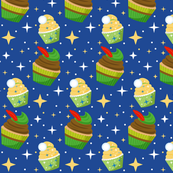 Neverland Cupcakes