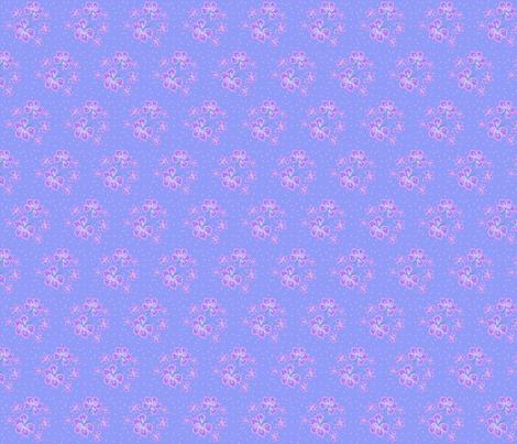 Hibiscus High fabric by nan47 on Spoonflower - custom fabric