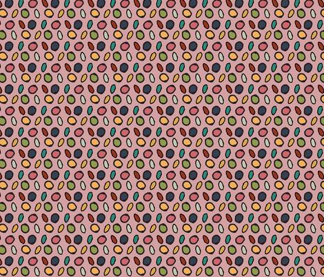 Confetti fabric by heymissdesigns on Spoonflower - custom fabric