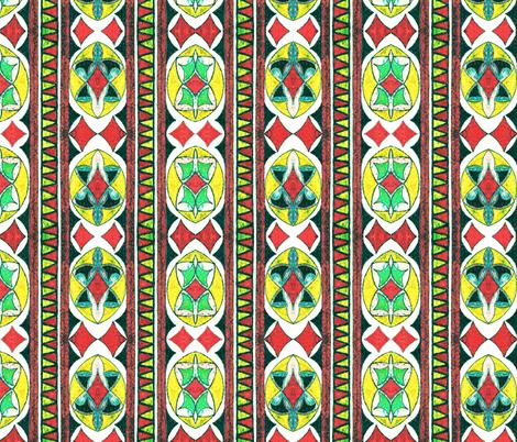 Amazonas 3 fabric by hypersphere on Spoonflower - custom fabric