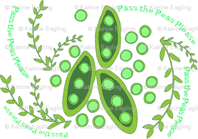 Pass the Peas Please