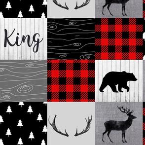 King Ultimate Lumberjack