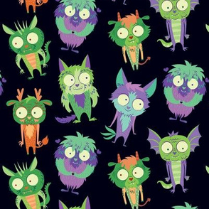 Monster Mash-up Tiny Size