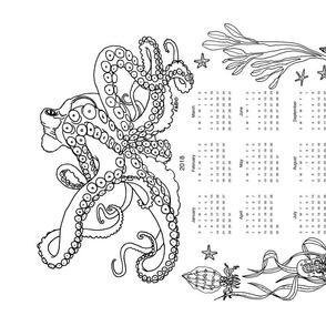 Fabio calendar rotated