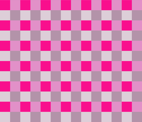 Pinkgreyweave fabric by jaccii on Spoonflower - custom fabric
