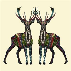 deer vanilla 18 inch panel